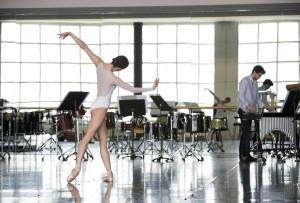 Amandine Albisson, Trio per Uno de Sébastien Bertaud
